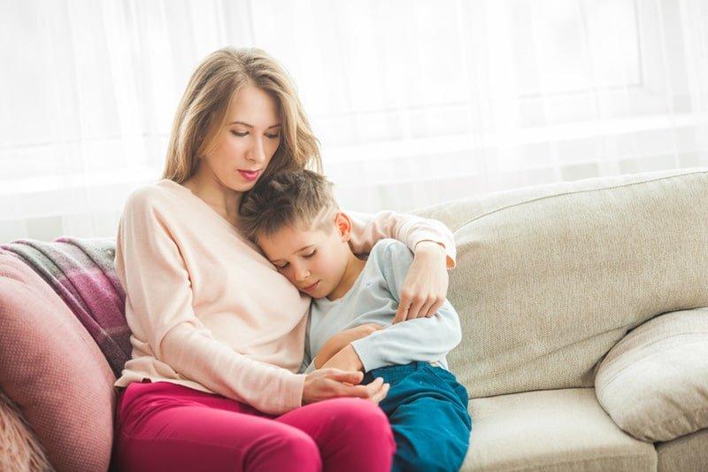 Cómo abordar con los niños y niñas la pérdida de un ser querido