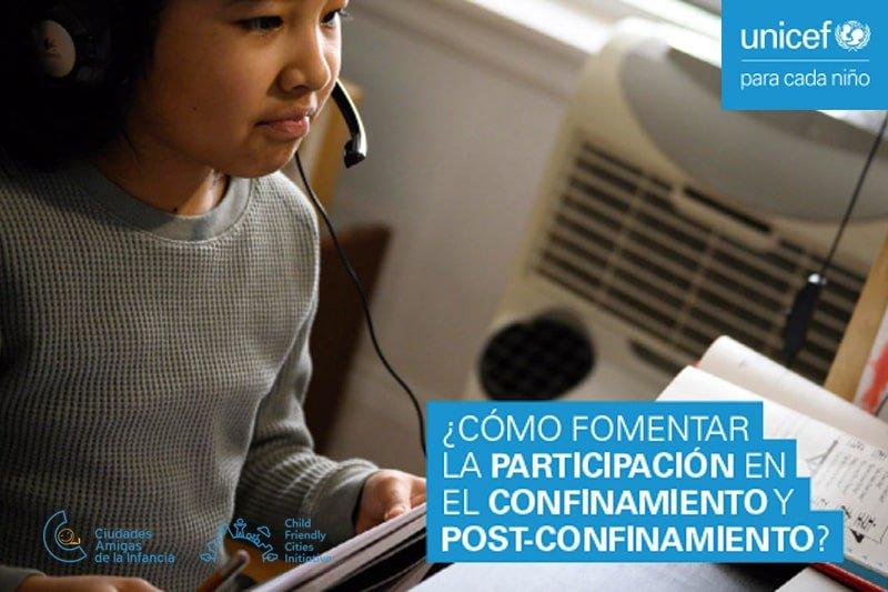 Cómo fomentar la participación en el confinamiento y post-confinamiento