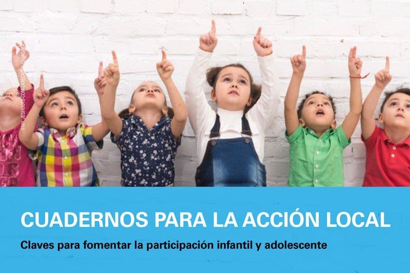 Claves para fomentar la participación infantil y adolescente