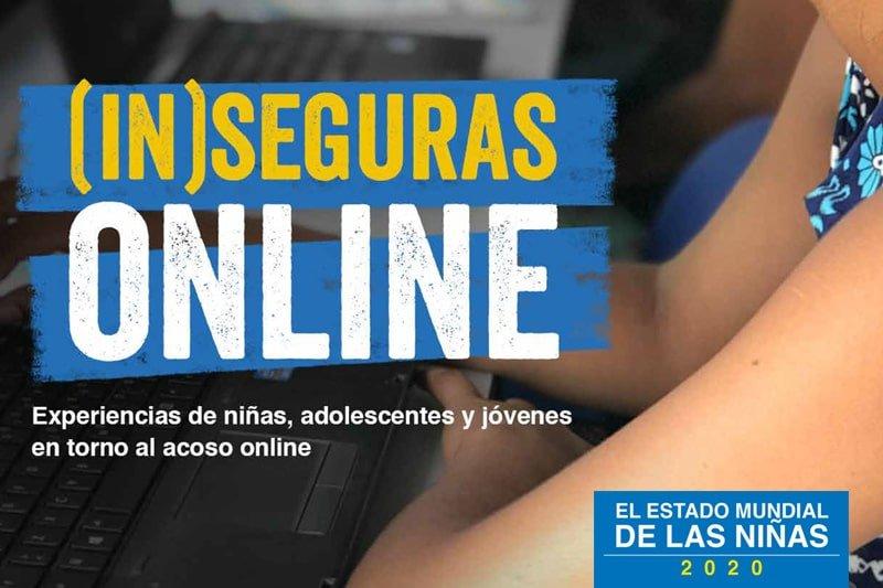 (In)seguras online: experiencias de niñas, adolescentes y jóvenes en torno al acoso online