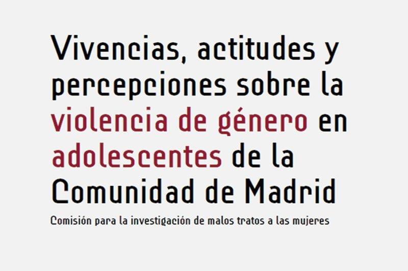 Vivencias, actitudes y percepciones sobre la violencia de género en adolescentes