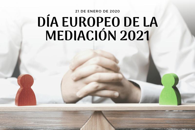 Día Europeo de la Mediación 2021