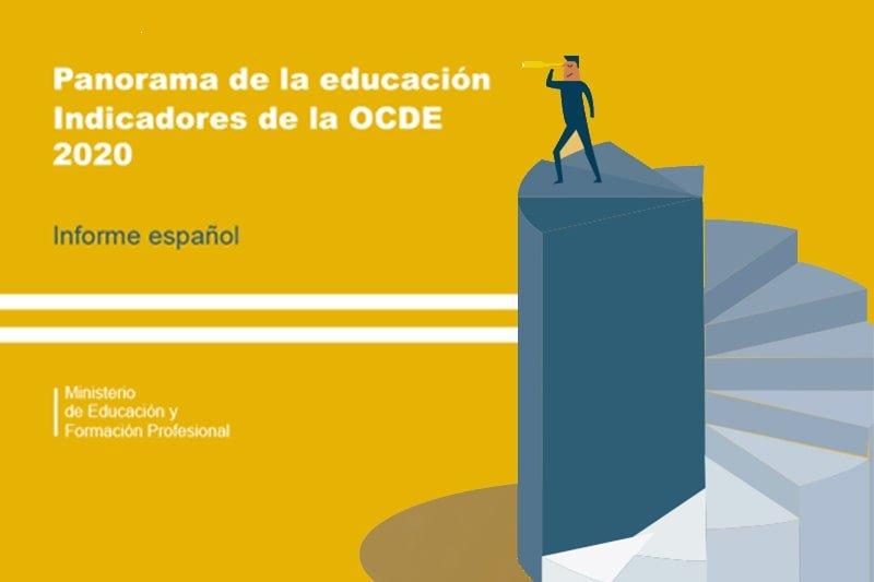 Panorama de la educación. Indicadores de la OCDE 2020