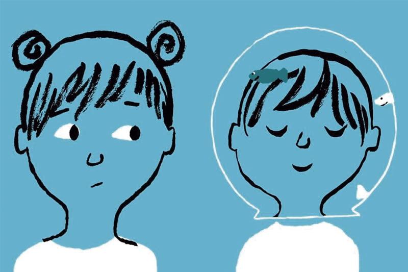 ¿Qué le pasa a tu hermano?, un libro para hermanos de niños con discapacidad
