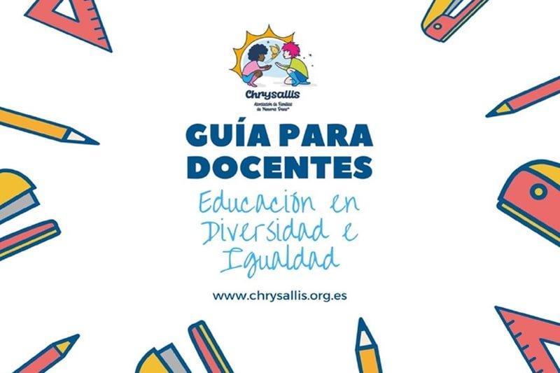 Guía para Docentes. Educación en Diversidad e Igualdad