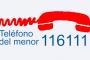 Número de teléfono de la Atención a la Infancia y Adolescencia: 116111